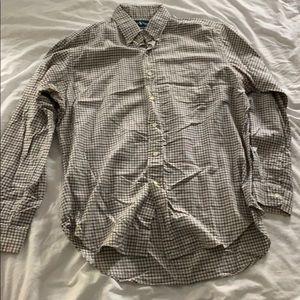 Long Sleeve Ralph Lauren Button-down